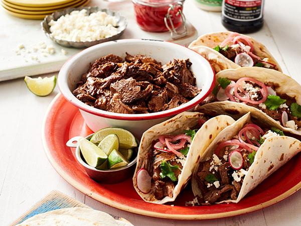 Dale's Brisket Tacos