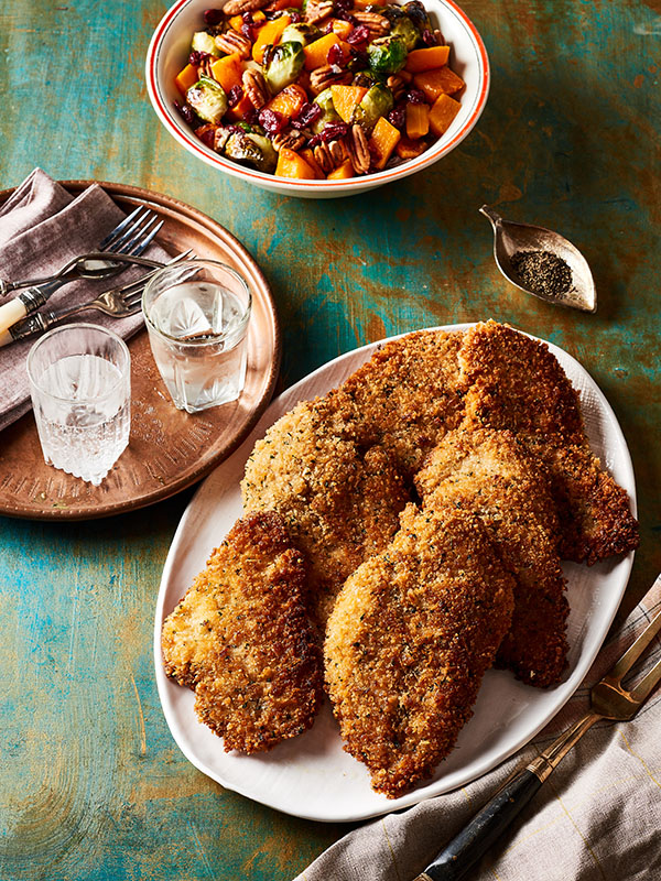 Dale's Chicken Cutlets