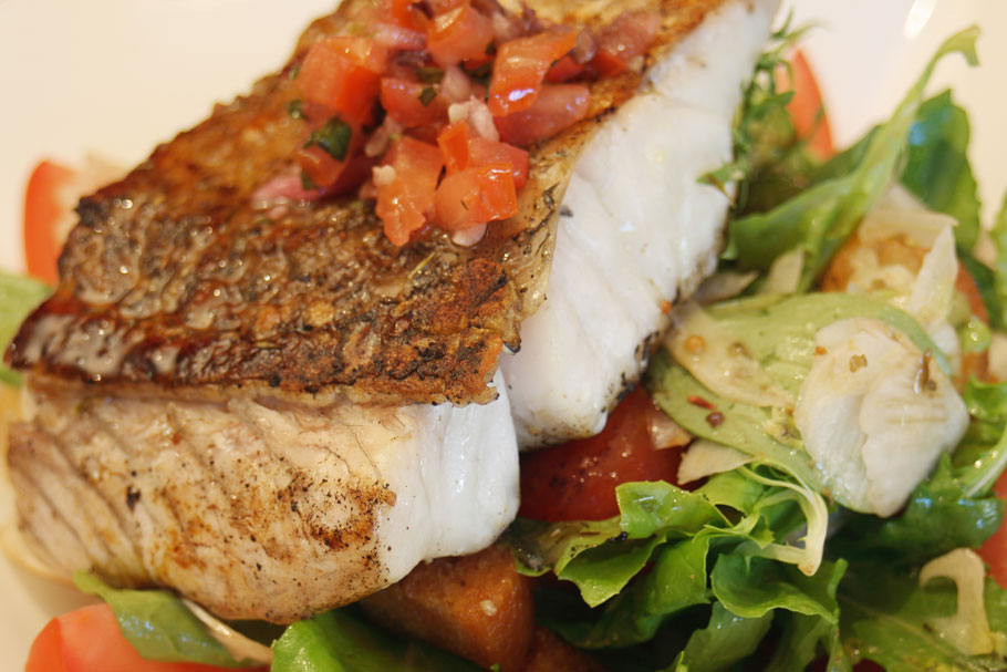 Dale's Mesquite Grilled Amberjack
