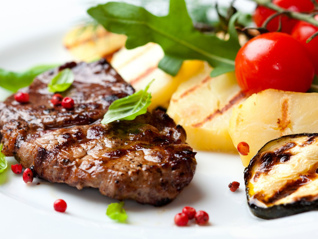 Tuscan Steak with Sun-Dried Tomato