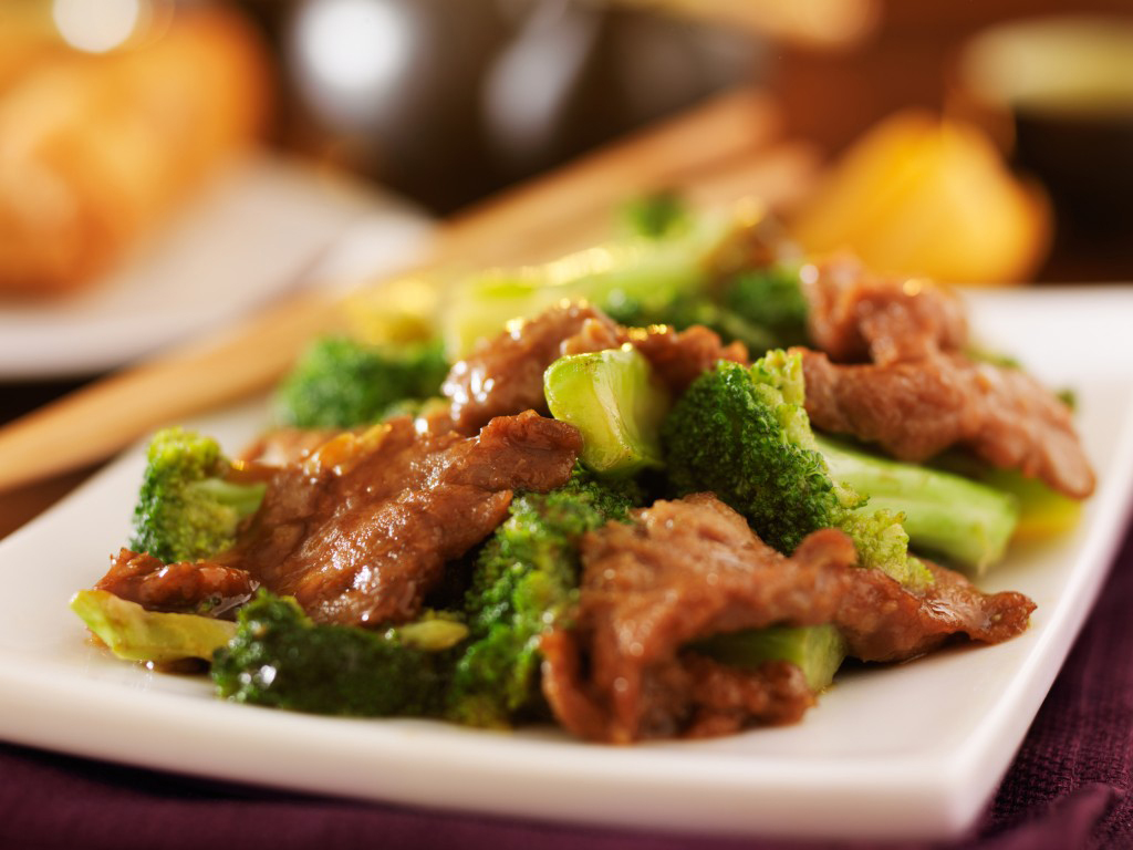 Beef and Broccoli with Dale's Seasoning