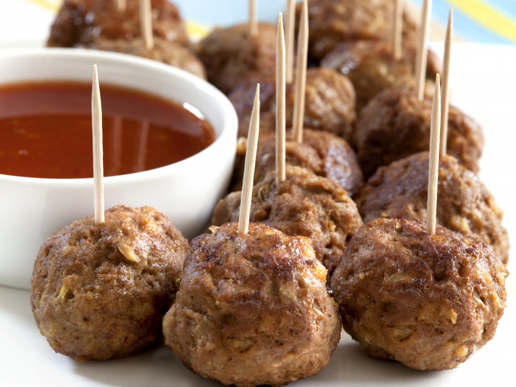 Meatballs with Dale's Seasoning
