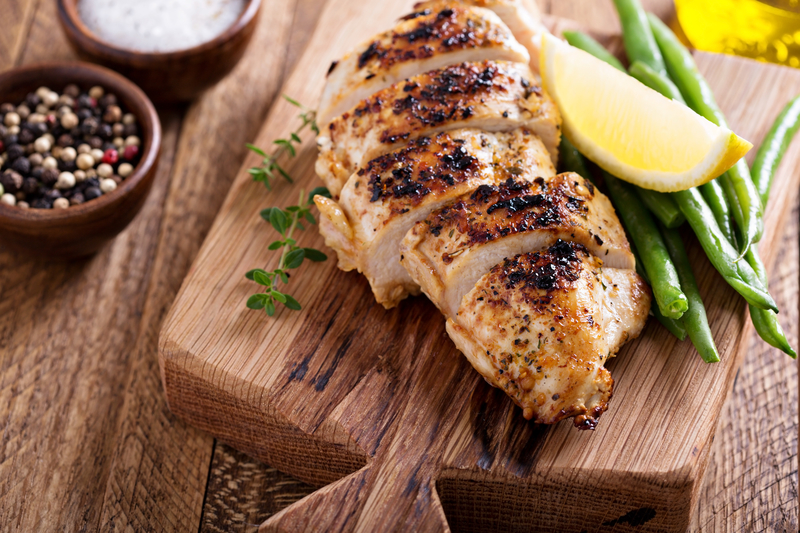Dale's Lemony Herb Chicken